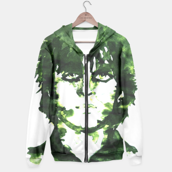 Thumbnail image of BJa green day watercolor c Hoodie, Live Heroes