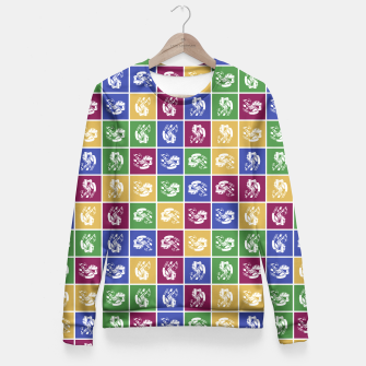 Sneakers Fitted Waist Sweater thumbnail image