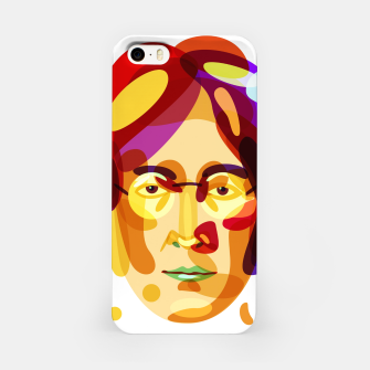 Thumbnail image of Psychedelic John Lennon iPhone Case, Live Heroes