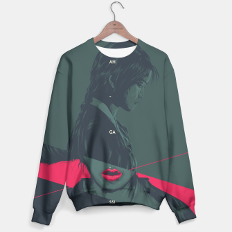 Thumbnail image of The Handmaiden Sweater, Live Heroes