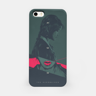 Thumbnail image of The Handmaiden iPhone Case, Live Heroes
