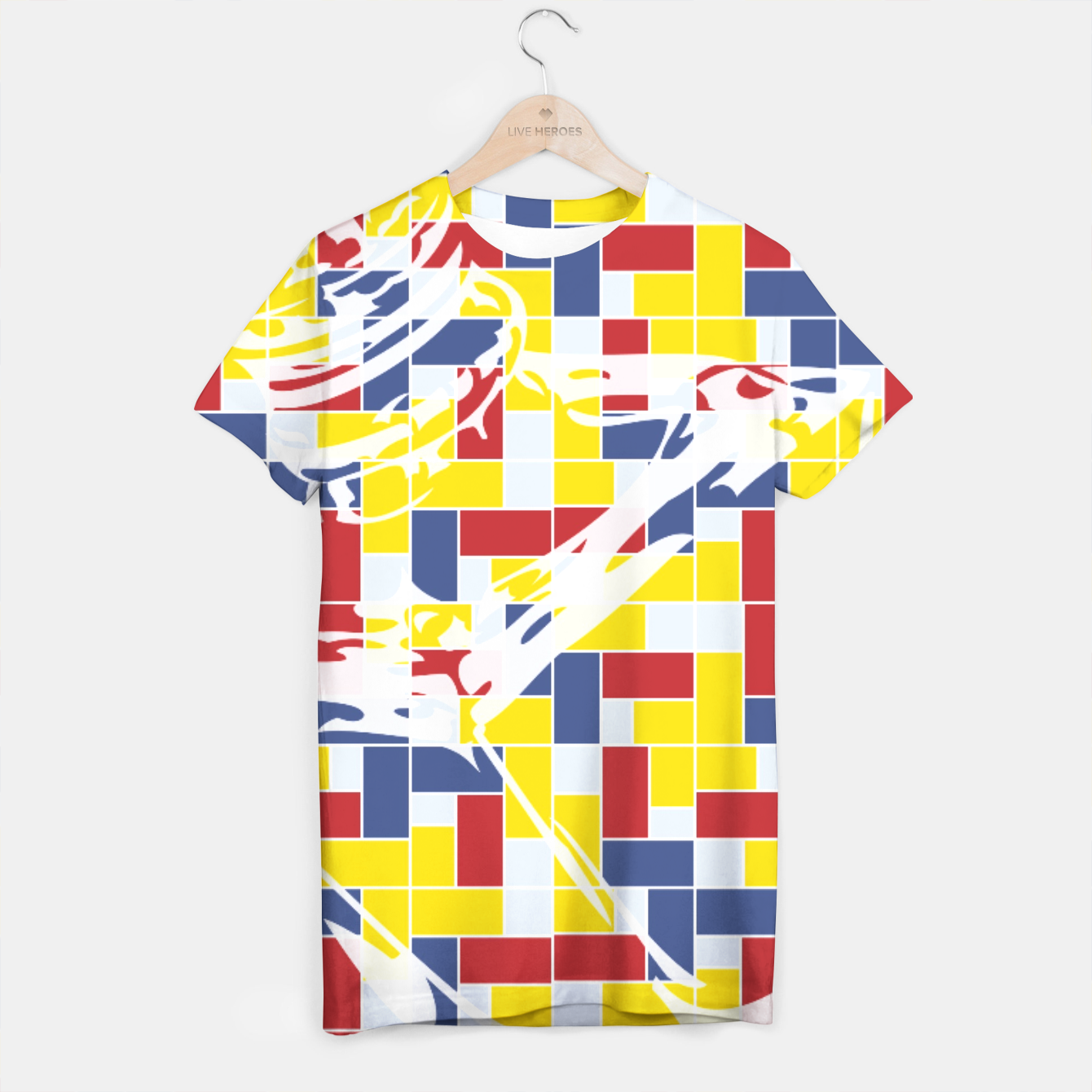 Image of Love Potion No9 (Pattern_01) T-shirt - Live Heroes