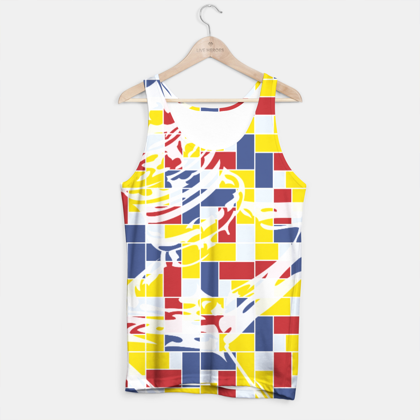 Image of Love Potion No9 (Pattern_01) Tank Top - Live Heroes