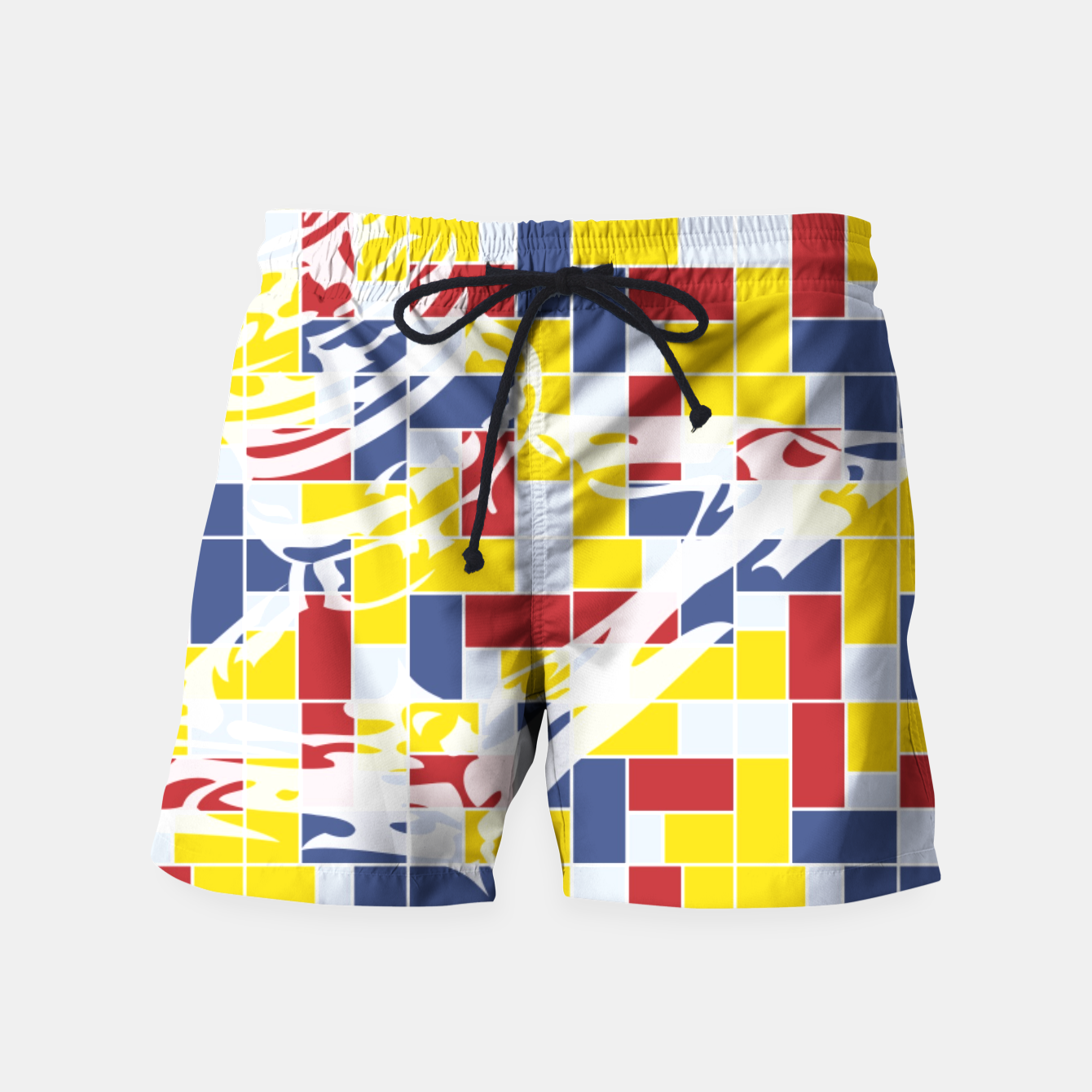 Image of Love Potion No9 (Pattern_01) Swim Shorts - Live Heroes