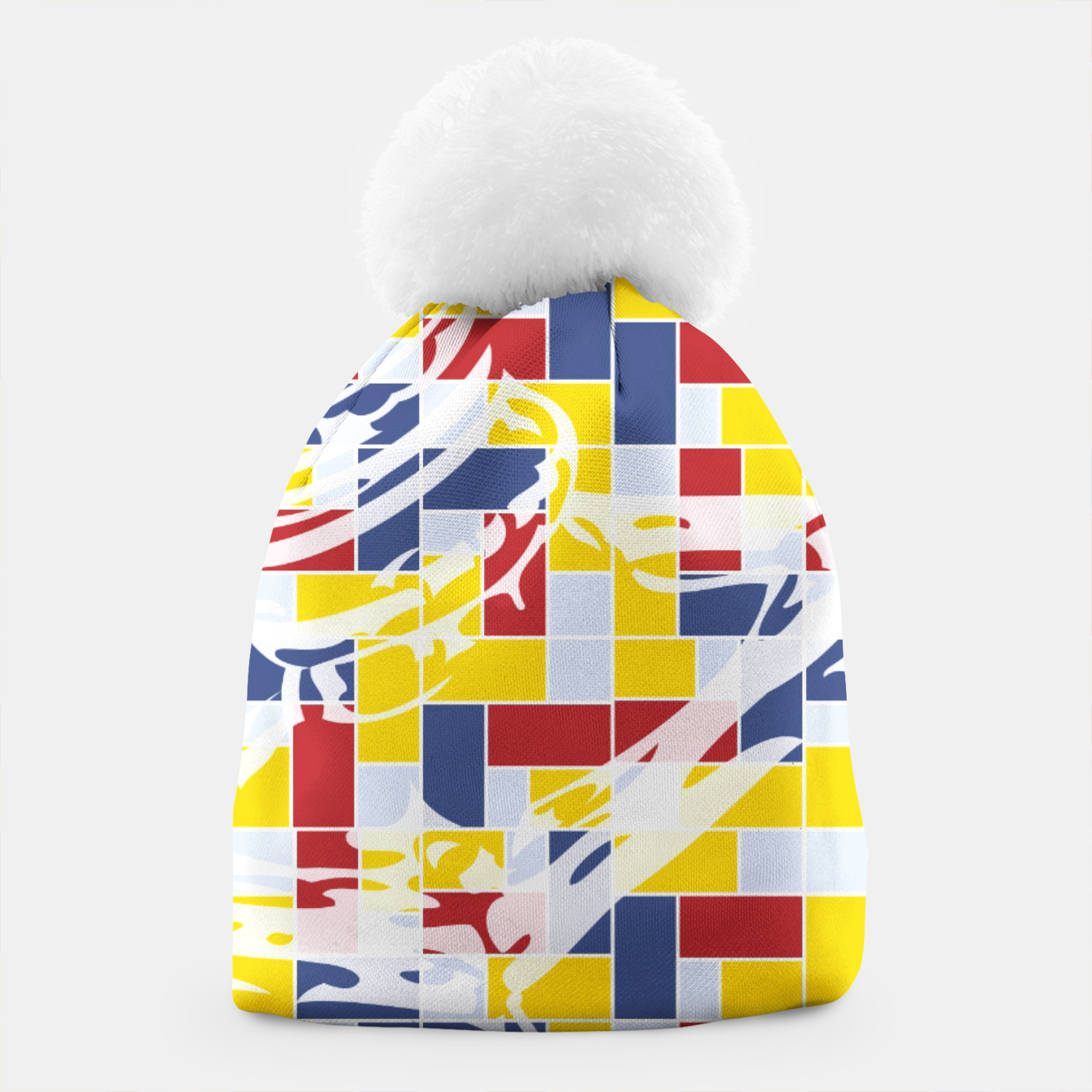 Image of Love Potion No9 (Pattern_01) Beanie - Live Heroes