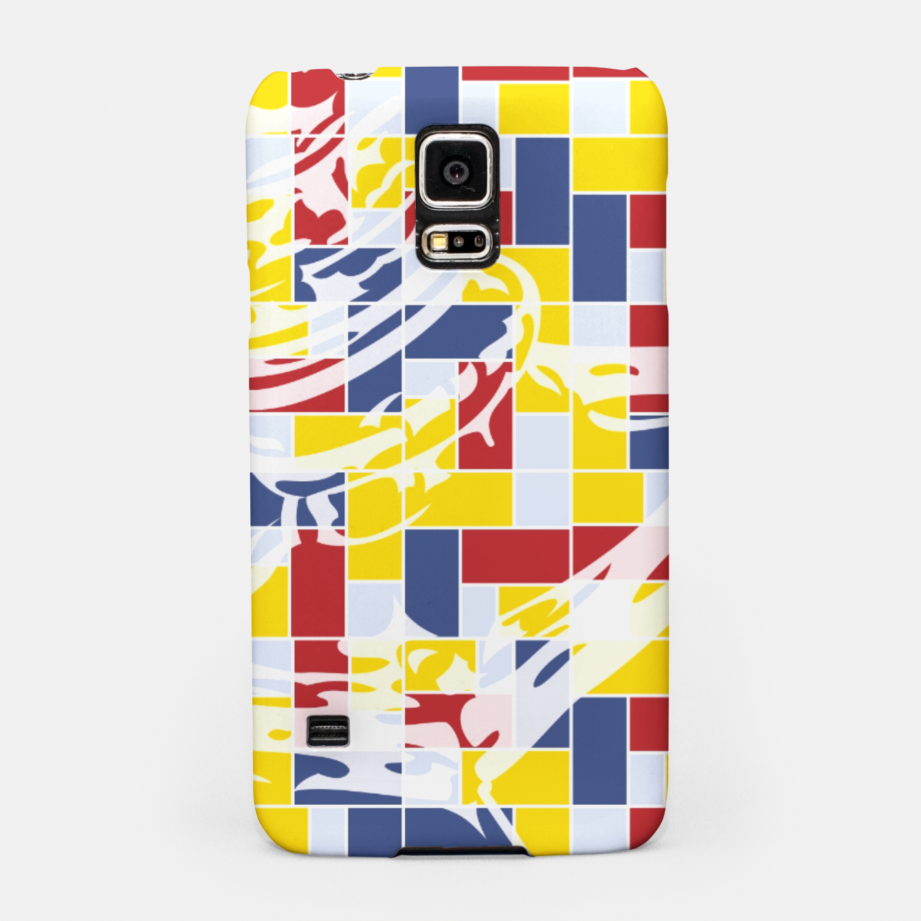 Image of Love Potion No9 (Pattern_01) Samsung Case - Live Heroes