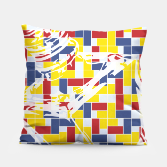 Thumbnail image of Love Potion No9 (Pattern_01) Pillow, Live Heroes