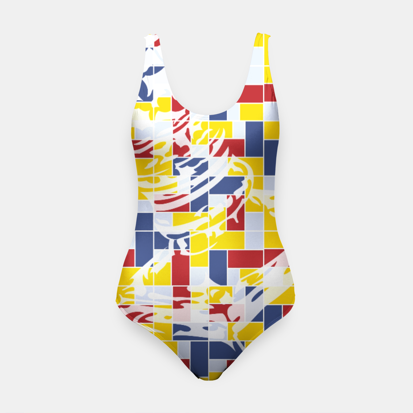 Image of Love Potion No9 (Pattern_01) Swimsuit - Live Heroes