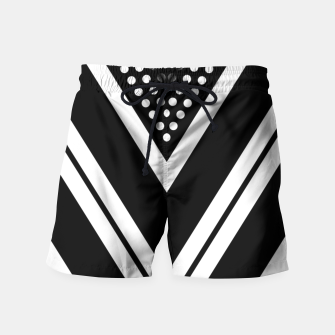Thumbnail image of Deco Star Engineering Swim Shorts, Live Heroes