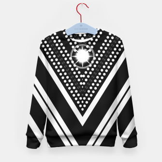 Thumbnail image of Deco Star Engineering Kid's Sweater, Live Heroes