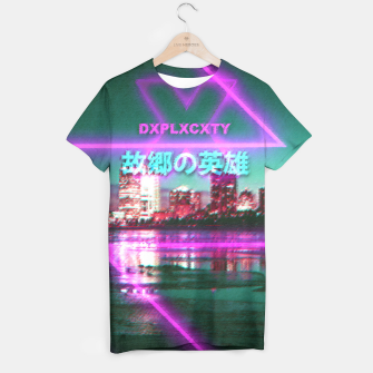 Thumbnail image of HOMETOWN T-shirt, Live Heroes