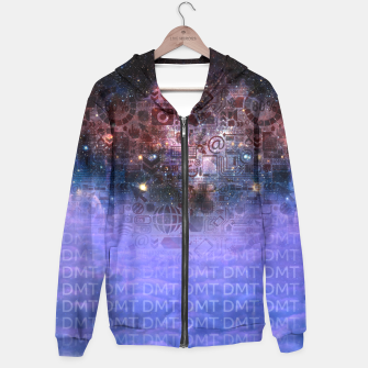 Thumbnail image of DMT Hoodie, Live Heroes