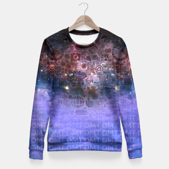 Thumbnail image of DMT Fitted Waist Sweater, Live Heroes
