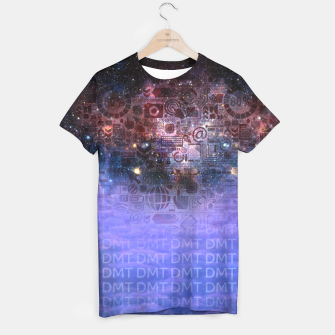 Thumbnail image of DMT T-shirt, Live Heroes