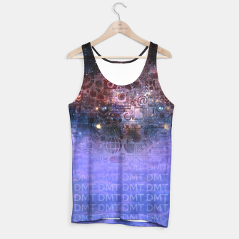 Thumbnail image of DMT Tank Top, Live Heroes