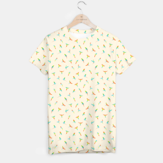Thumbnail image of Parrots Papagei T-shirt, Live Heroes