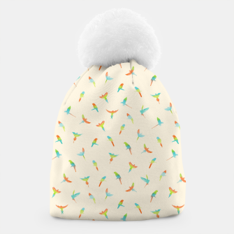 Thumbnail image of Parrots Papagei Beanie, Live Heroes