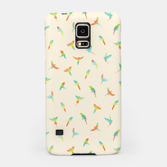 Thumbnail image of Parrots Papagei Samsung Case, Live Heroes
