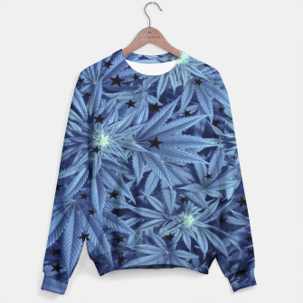 Thumbnail image of Blueberry Ganja  Sweater, Live Heroes