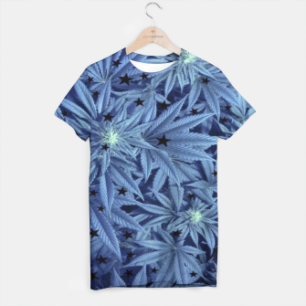 Thumbnail image of Blueberry Ganja  T-shirt, Live Heroes