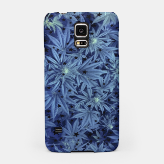 Thumbnail image of Blueberry Ganja  Samsung Case, Live Heroes
