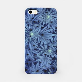 Thumbnail image of Blueberry Ganja  iPhone Case, Live Heroes