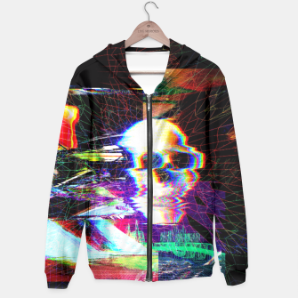 Thumbnail image of Mr. Glitch Hoodie, Live Heroes