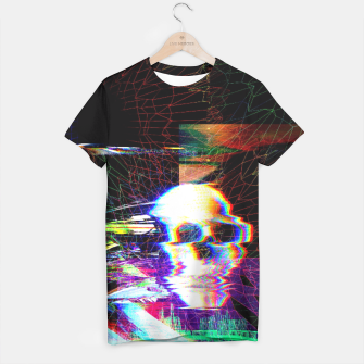 Thumbnail image of Mr. Glitch T-shirt, Live Heroes