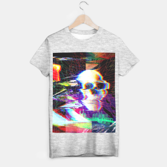 Thumbnail image of Mr. Glitch T-shirt regular, Live Heroes