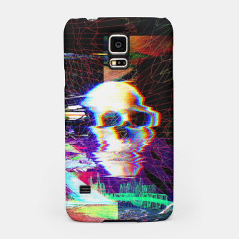 Thumbnail image of Mr. Glitch Samsung Case, Live Heroes