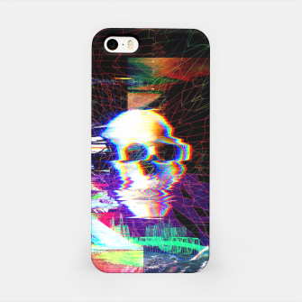 Thumbnail image of Mr. Glitch iPhone Case, Live Heroes