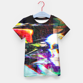 Thumbnail image of Mr. Glitch Kid's T-shirt, Live Heroes