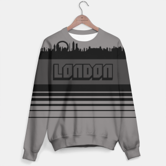 Thumbnail image of Skylines Collection: London Sweater, Live Heroes