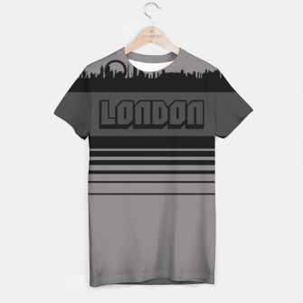 Thumbnail image of Skylines Collection: London T-shirt, Live Heroes