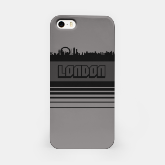 Thumbnail image of Skylines Collection: London iPhone Case, Live Heroes