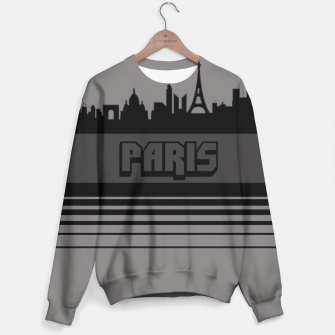 Thumbnail image of Skylines Collection: Paris  Sweater, Live Heroes