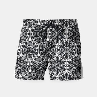 Thumbnail image of Comb Swim Shorts, Live Heroes