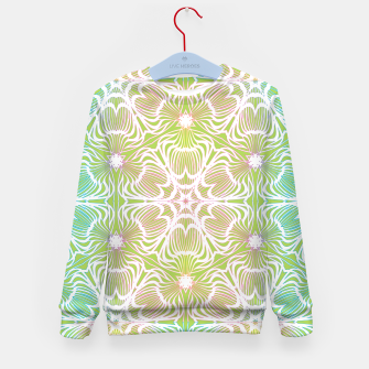 Thumbnail image of Bloom Kid's Sweater, Live Heroes