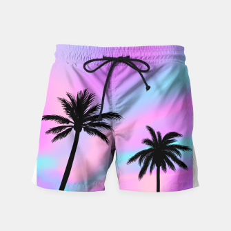 Thumbnail image of Lift Me Up Swim Shorts, Live Heroes