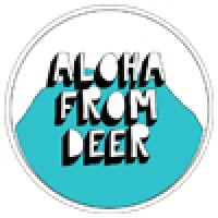 Aloha From Deer logo
