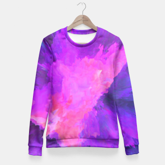 Thumbnail image of Livin High Fitted Waist Sweater, Live Heroes