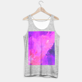 Thumbnail image of Livin High Tank Top regular, Live Heroes