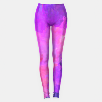 Thumbnail image of Livin High Leggings, Live Heroes