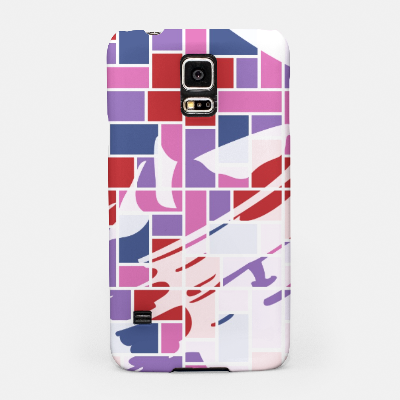 Image of Out of the Box (Pattern_01) Samsung Case - Live Heroes
