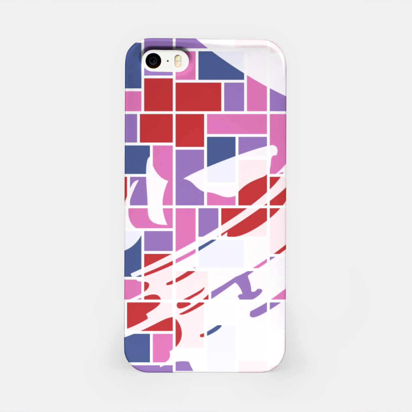 Image of Out of the Box (Pattern_01) iPhone Case - Live Heroes