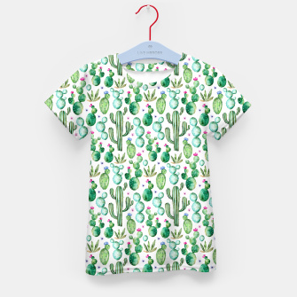 Thumbnail image of Cactus T-Shirt für Kinder, Live Heroes