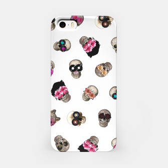Thumbnail image of Skulls & Vinyl iPhone Case, Live Heroes