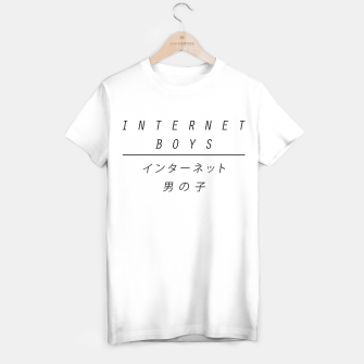 Miniature de image de Internet boys T-shirt regular, Live Heroes