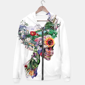 Thumbnail image of  Don't Kill The Nature Hoodie, Live Heroes