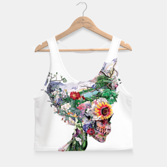 Thumbnail image of  Don't Kill The Nature Crop Top, Live Heroes